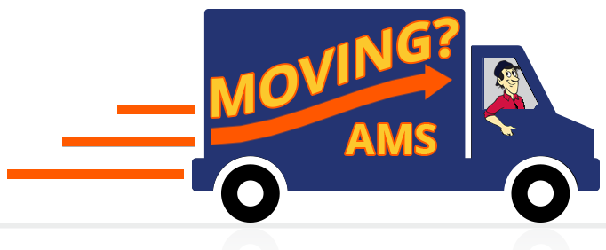 Affordable Moving Solutions Logo